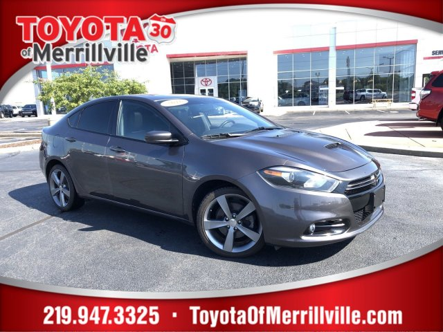 2016 Dodge Dart Gt >> Pre Owned 2016 Dodge Dart Gt With Navigation