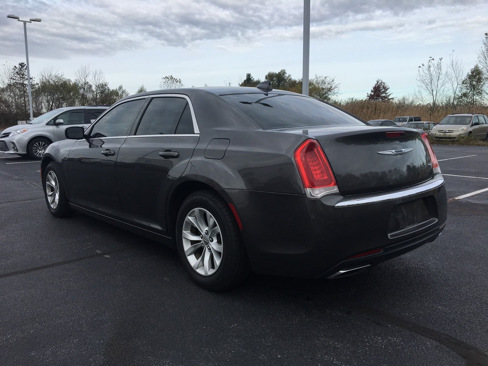 Pre-Owned 2015 Chrysler 300 Limited