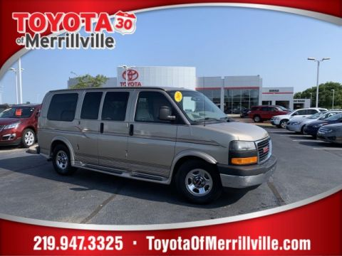 Pre-Owned 2005 GMC Savana Cargo Van YF7 Upfitter
