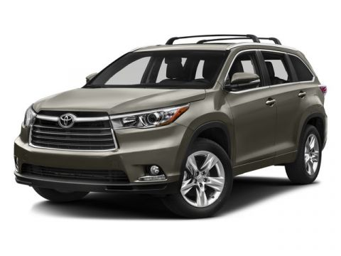 Certified Pre-Owned 2016 Toyota Highlander Limited